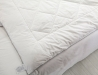 All Season Silver Antimicrobial White Down Comforter (5)